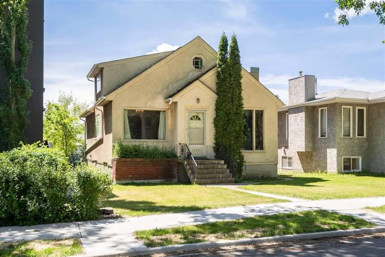 House for sale at 10907 77 Av NW Edmonton Alberta - MLS: E4202985