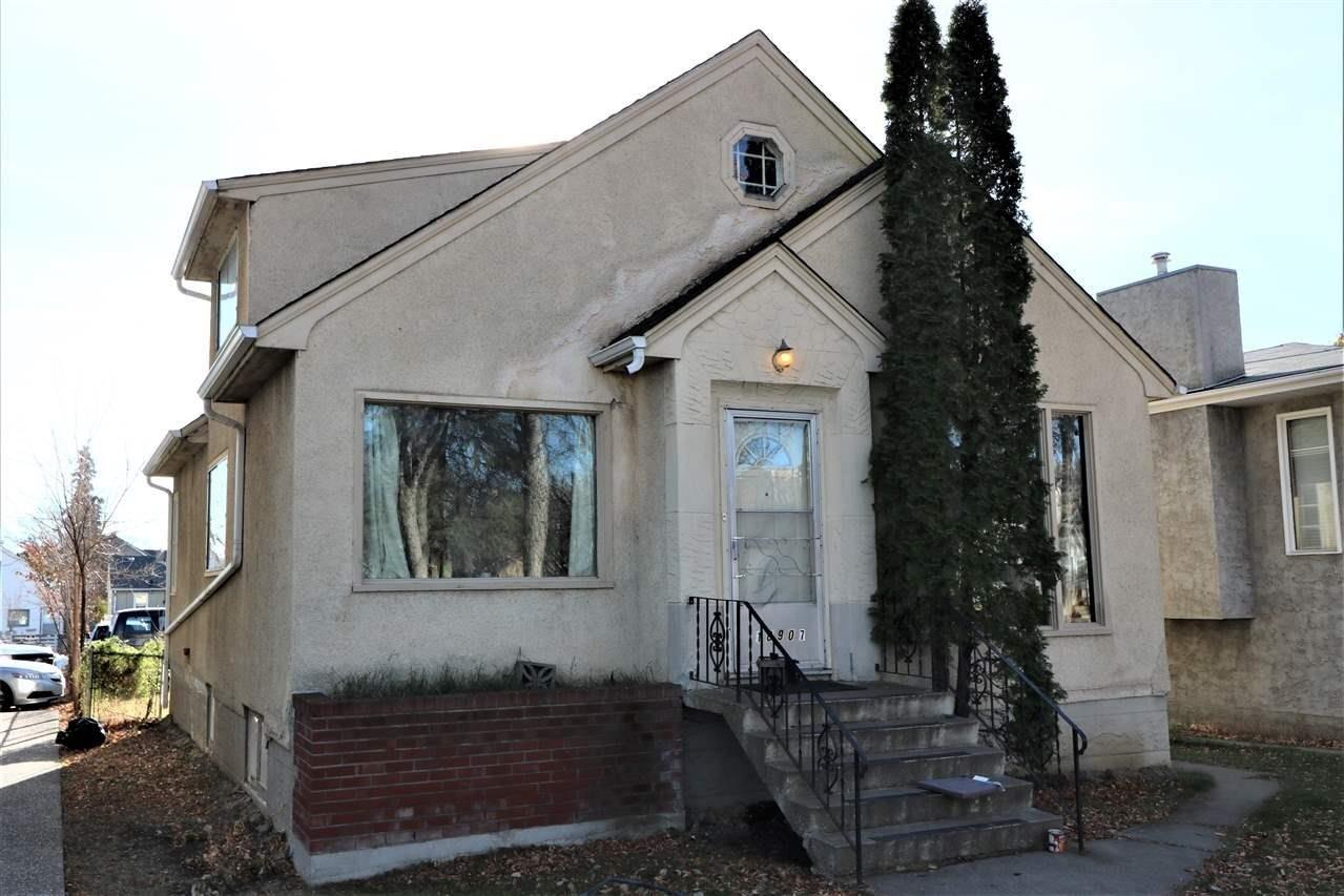 House for sale at 10907 77 Av NW Edmonton Alberta - MLS: E4219839
