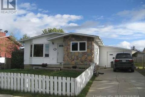House for sale at 10909 Swann Dr Grande Cache Alberta - MLS: 46467