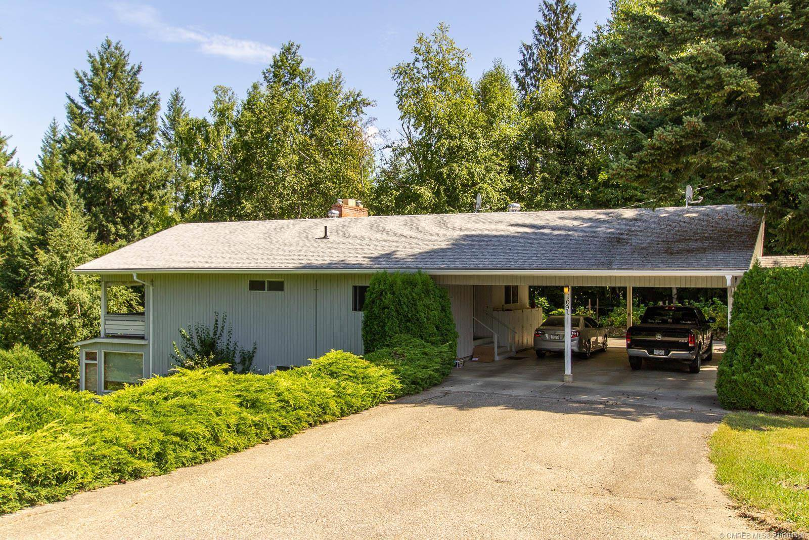 House for sale at 1091 Old Auto Rd Southeast Salmon Arm British Columbia - MLS: 10204489