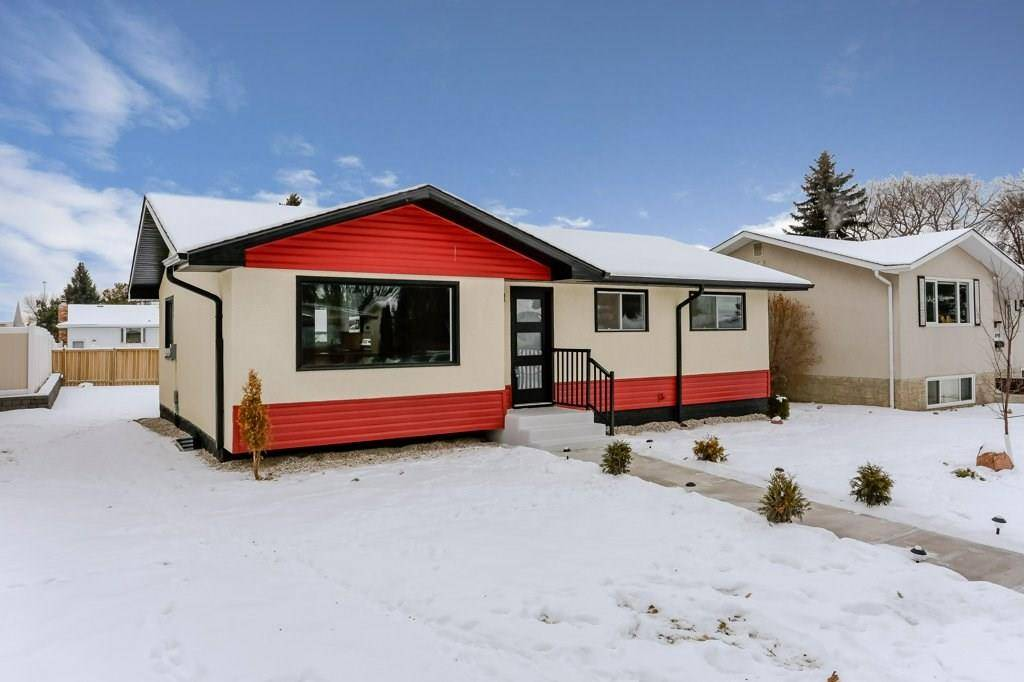 House for sale at 10911 35a Ave Nw Edmonton Alberta - MLS: E4182818