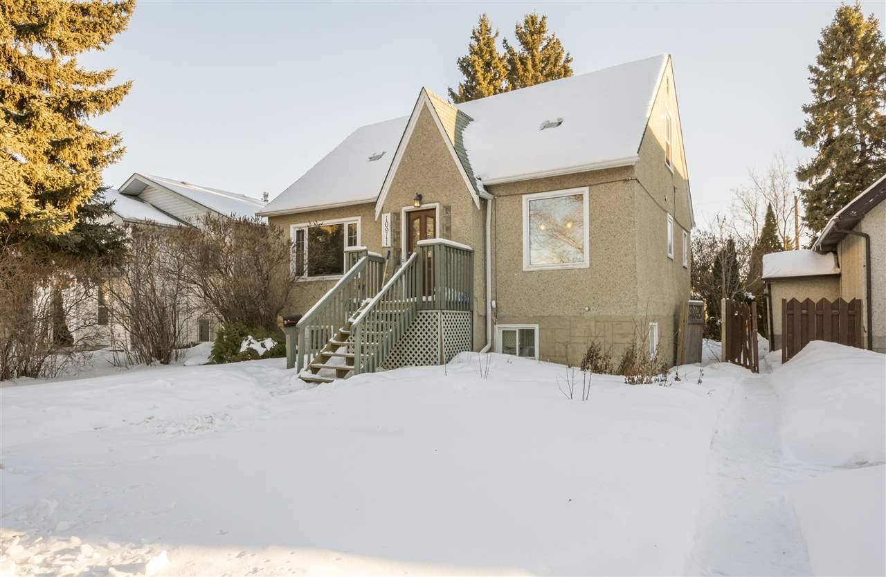 House for sale at 10911 66 Ave Nw Edmonton Alberta - MLS: E4188150