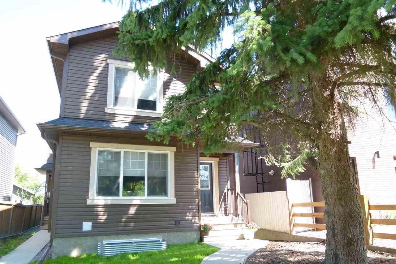 Townhouse for sale at 10914 71 Av NW Edmonton Alberta - MLS: E4205388