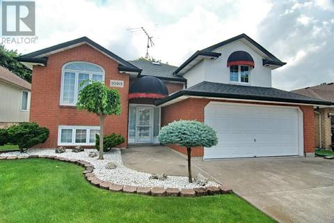 House for sale at 10915 Brentwood  Windsor Ontario - MLS: 19021282