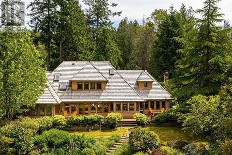 House for sale at 10915 Deep Cove Rd North Saanich British Columbia - MLS: 412347