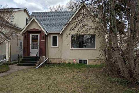House for sale at 10916 85 Ave Nw Edmonton Alberta - MLS: E4156532