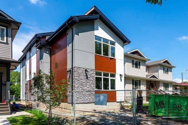 Townhouse for sale at 10916 University Ave Nw Edmonton Alberta - MLS: E4175612