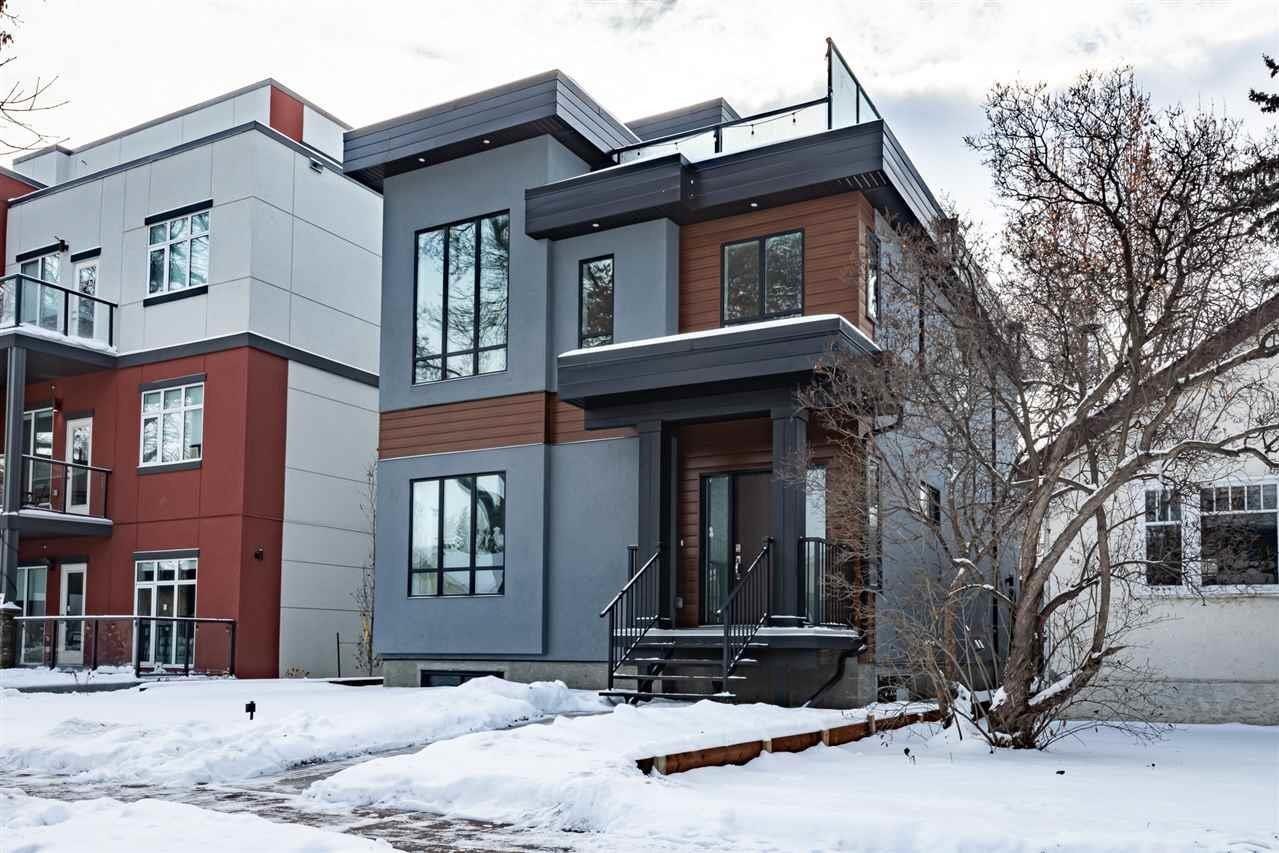 House for sale at 10917 80 Av NW Edmonton Alberta - MLS: E4217745