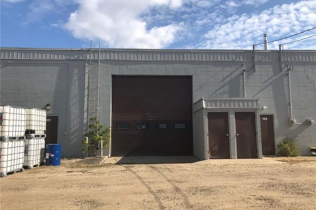 Commercial property for lease at 10919 96 Ave Grande Prairie Alberta - MLS: GP210152
