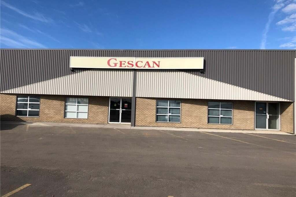 Commercial property for sale at 10919 96 Ave Grande Prairie Alberta - MLS: GP210563