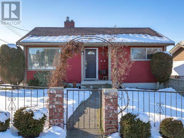 House for sale at 1092 8th Ave Kamloops British Columbia - MLS: 155336