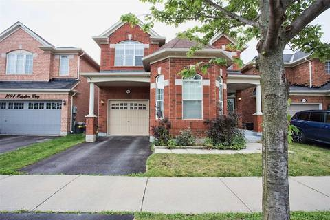 House for rent at 1092 Meighen Wy Milton Ontario - MLS: W4524370