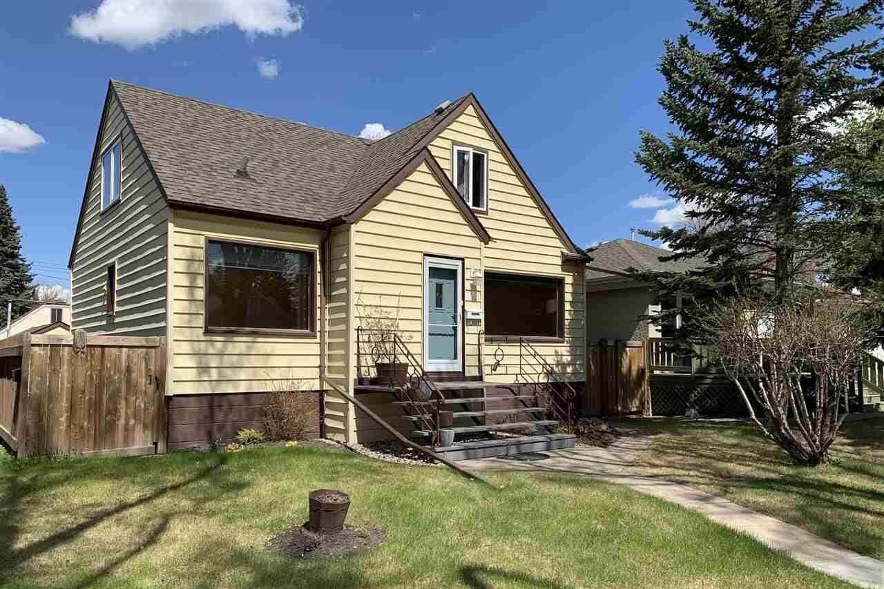 House for sale at 10920 65 Av NW Edmonton Alberta - MLS: E4198872