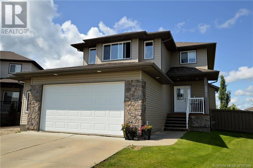 House for sale at 10921 O'brien Lake Cres Grande Prairie Alberta - MLS: GP207684