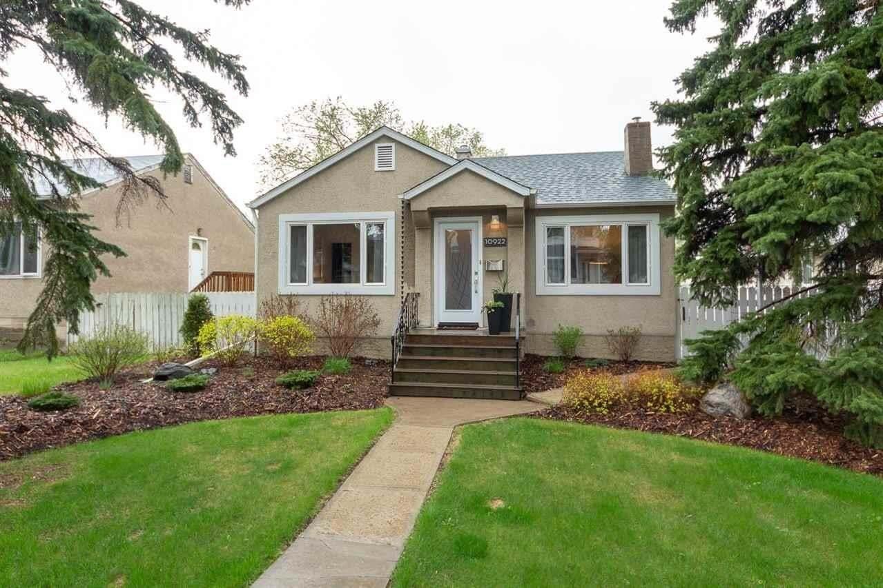 House for sale at 10922 74 Av NW Edmonton Alberta - MLS: E4198608