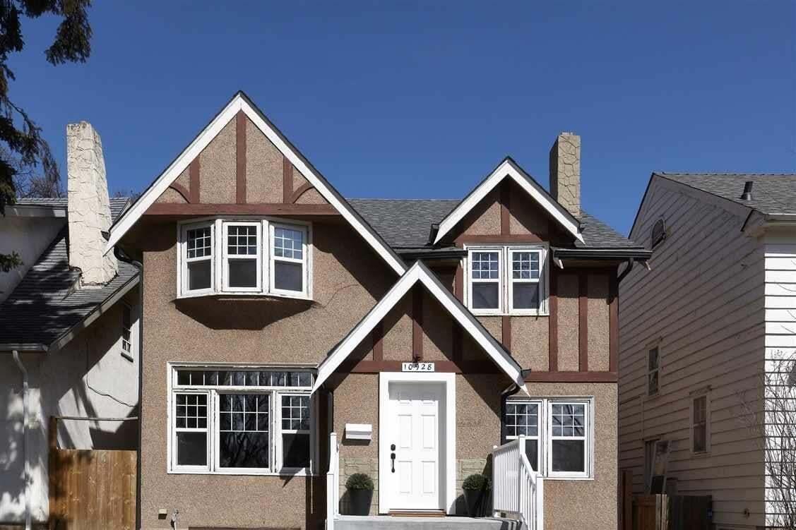 House for sale at 10928 84 Av NW Edmonton Alberta - MLS: E4200405