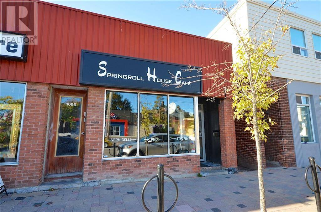 Commercial property for sale at 1093 Wellington St Ottawa Ontario - MLS: 1172183