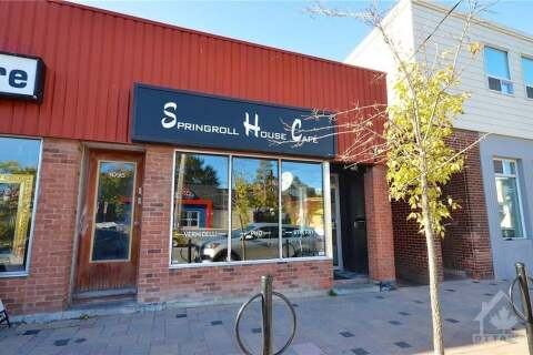 Commercial property for lease at 1093 Wellington St Ottawa Ontario - MLS: 1204154