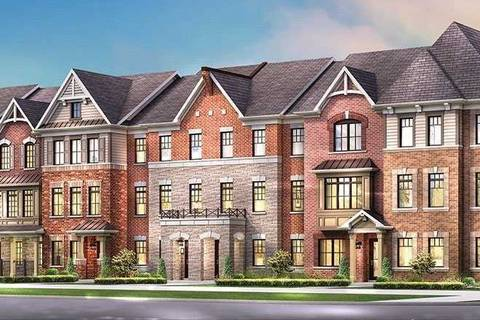 Townhouse for rent at 10931 Victoria Square Blvd Markham Ontario - MLS: N4645235