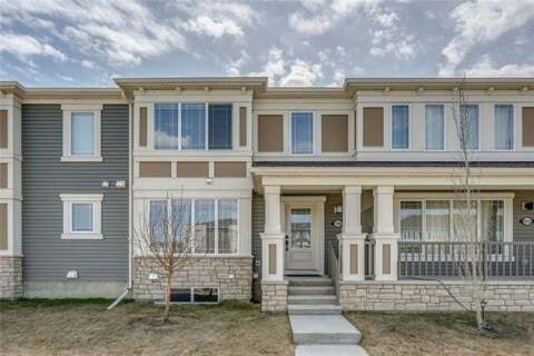Townhouse for sale at 10943 Cityscape Dr Northeast Calgary Alberta - MLS: C4300184