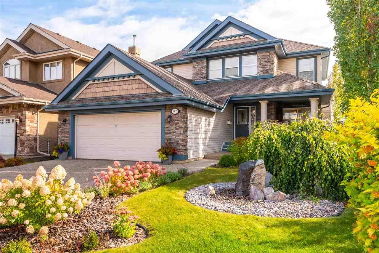 House for sale at 1095 Goodwin Circ Nw Edmonton Alberta - MLS: E4175339