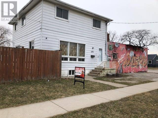 House for sale at 1095 Partington  Windsor Ontario - MLS: 20003333