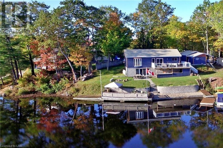 House for sale at 1095 Spence Lake Dr Bracebridge Ontario - MLS: 40034091