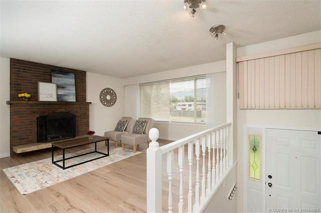 For Sale: 1095 Tamarack Drive, Kelowna, BC | 4 Bed, 2 Bath Home for $599,000. See 35 photos!