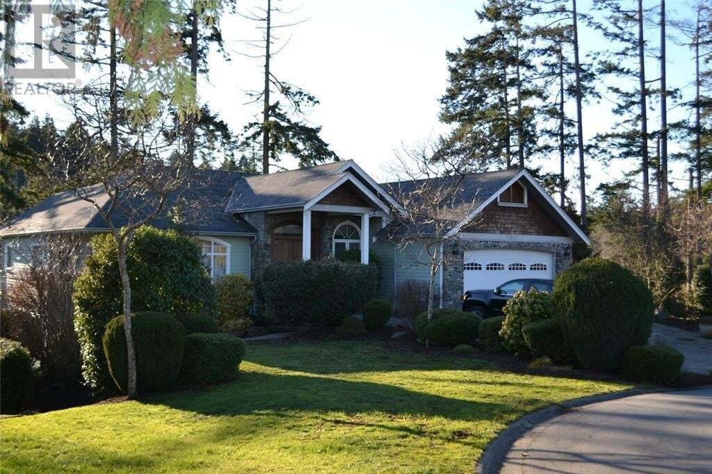 House for sale at 10950 Marti  North Saanich British Columbia - MLS: 817697