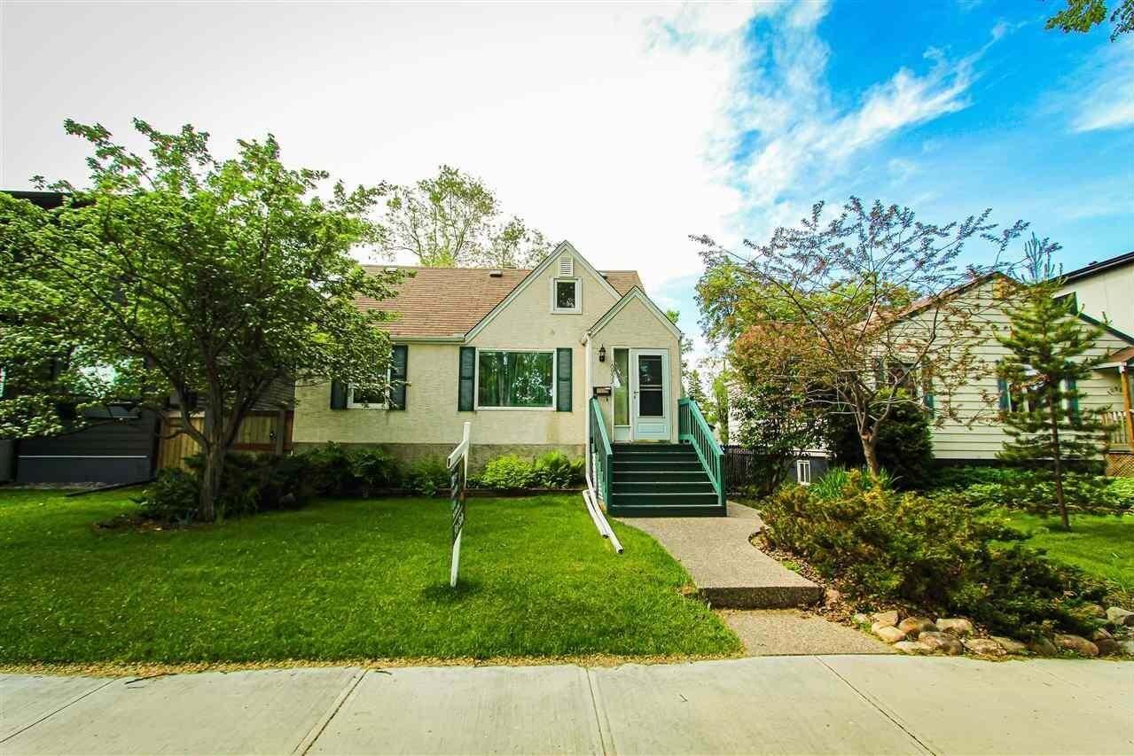 House for sale at 10953 73 Av NW Edmonton Alberta - MLS: E4188514