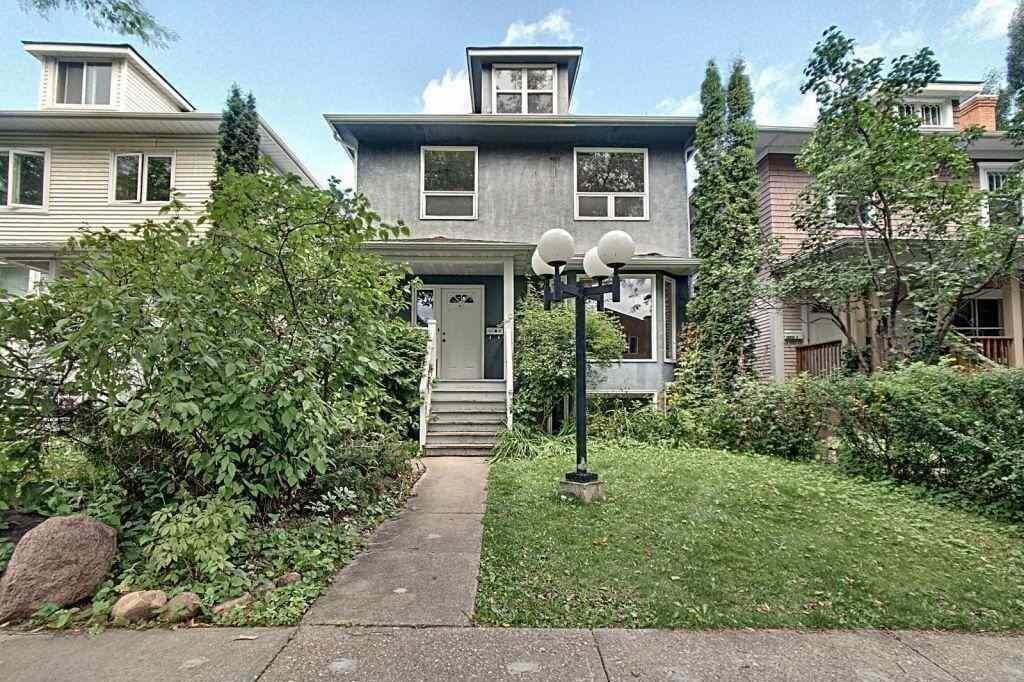 House for sale at 10956 81 Av NW Edmonton Alberta - MLS: E4212826