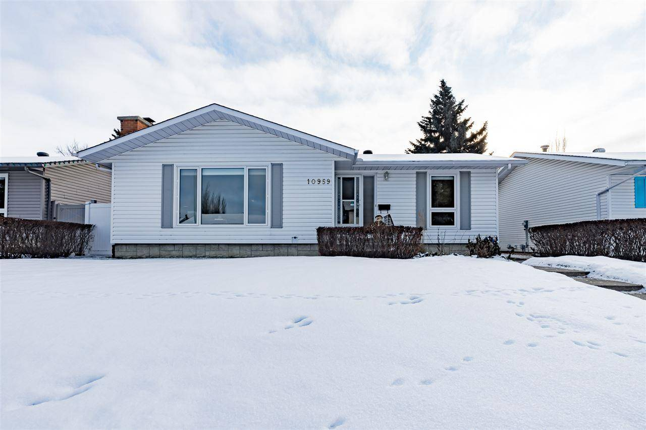 House for sale at 10959 35a Ave Nw Edmonton Alberta - MLS: E4181463