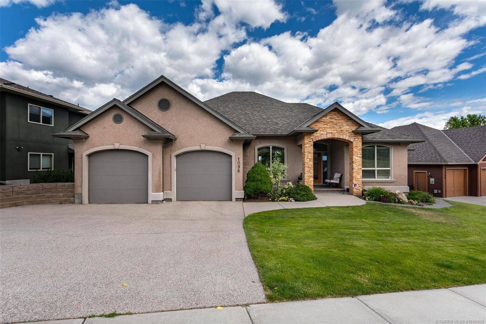 House for sale at 1096 Arbor View Dr Kelowna British Columbia - MLS: 10186050