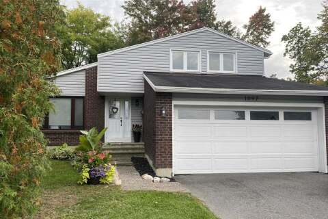 House for sale at 1097 Chateau Cres Ottawa Ontario - MLS: X4965181