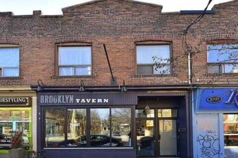 Commercial property for lease at 1097 Queen St Toronto Ontario - MLS: E4775227