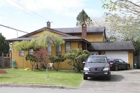 House for sale at 10971 Housman St Richmond British Columbia - MLS: R2360409