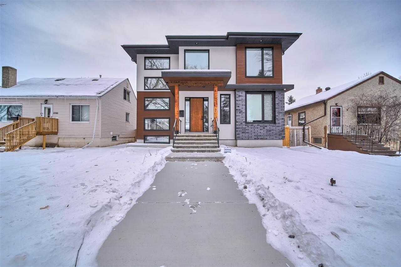 House for sale at 10985 74 Av NW Edmonton Alberta - MLS: E4214536