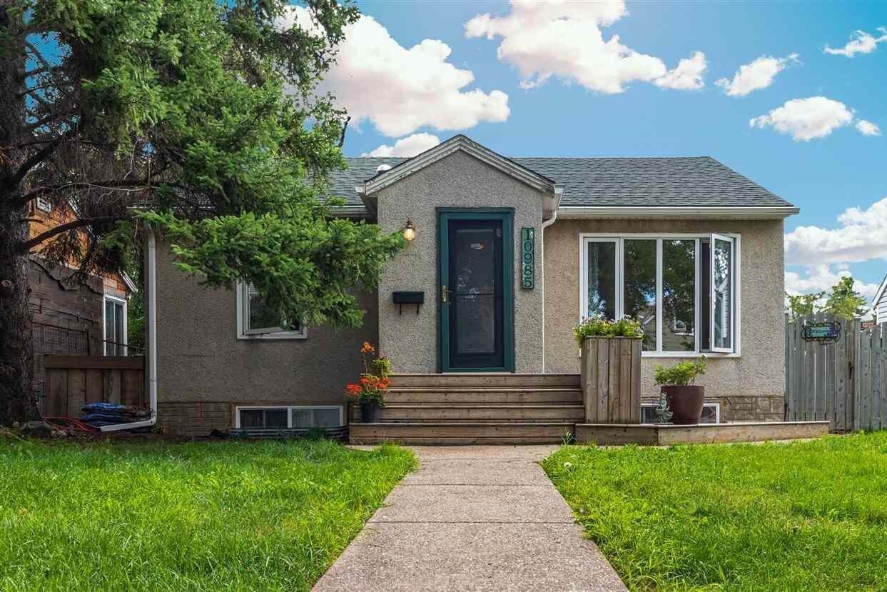 House for sale at 10985 75 Av NW Edmonton Alberta - MLS: E4212357
