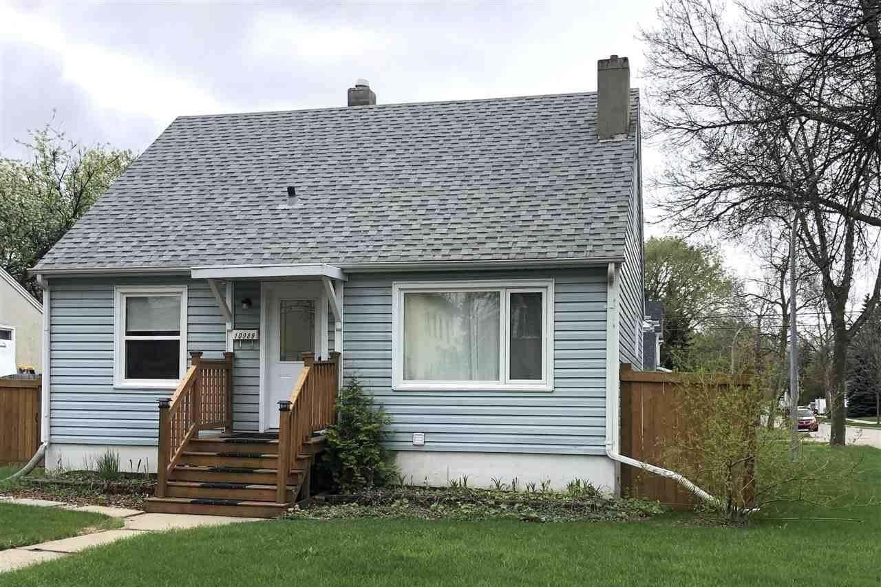 House for sale at 10989 75 Av NW Edmonton Alberta - MLS: E4185892