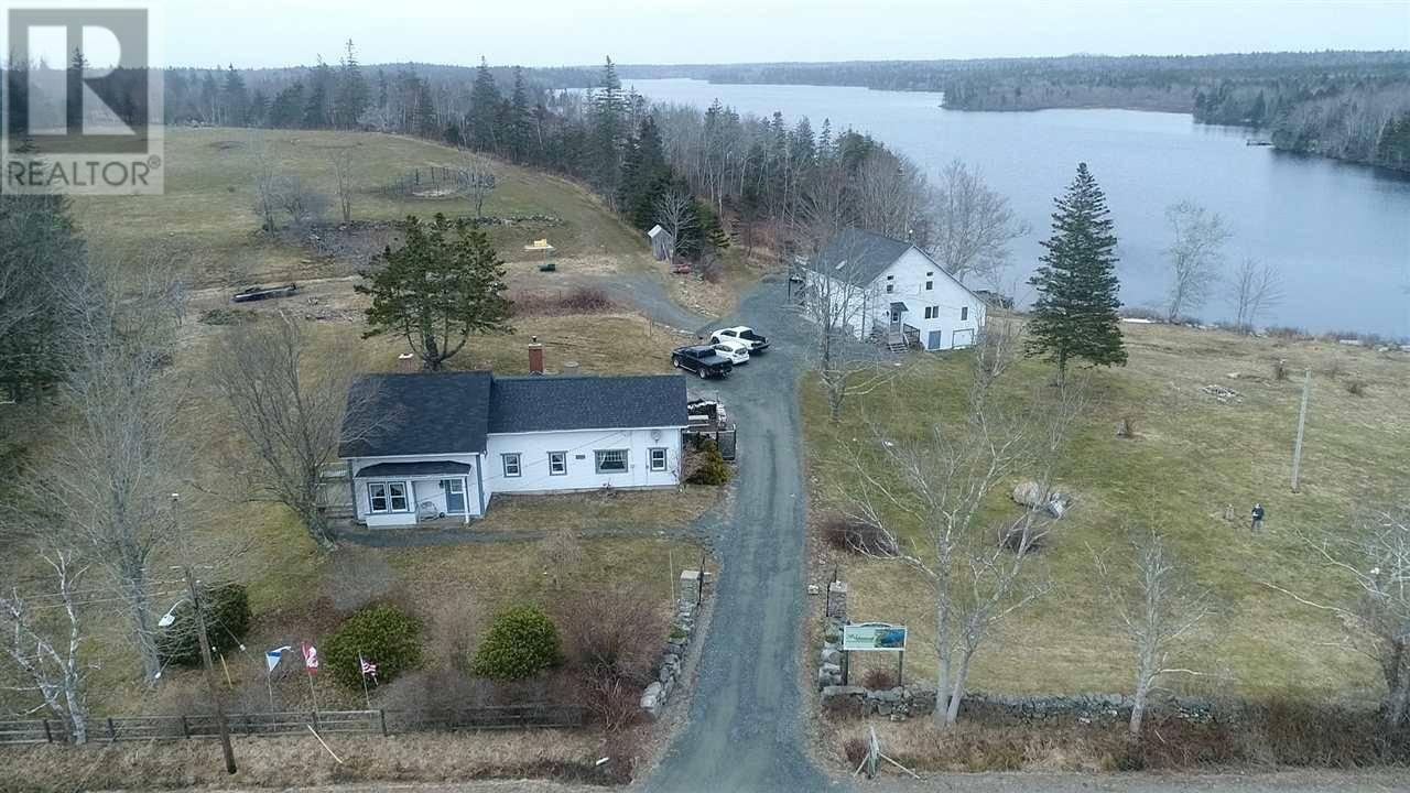 House for sale at 1099 Richmond Rd Port Maitland Nova Scotia - MLS: 202005674