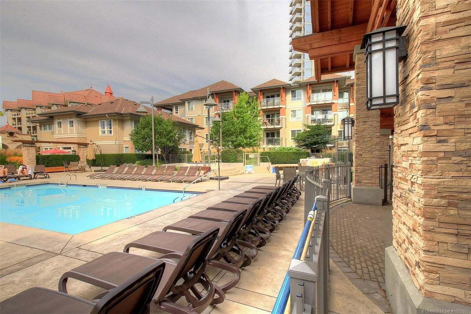 Condo for sale at 1099 Sunset Dr Kelowna British Columbia - MLS: 10215073