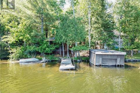 Residential property for sale at 1099 Wolf Bay Rd Huntsville Ontario - MLS: 208942