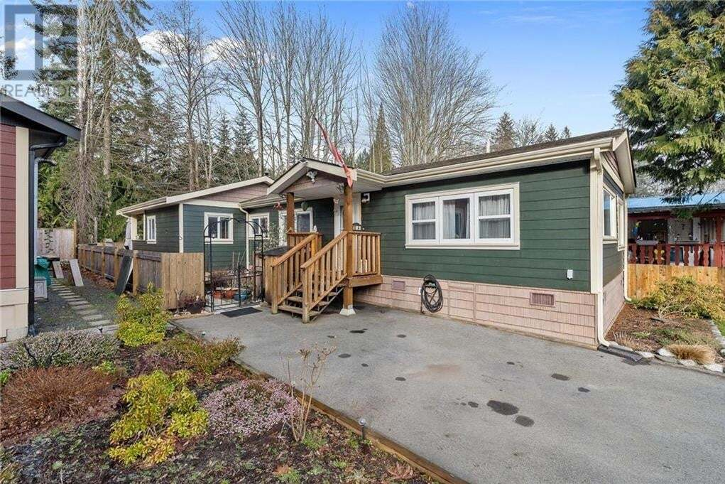 Home for sale at 1120 Shawnigan-mill Bay Rd Unit 10A Mill Bay British Columbia - MLS: 423337