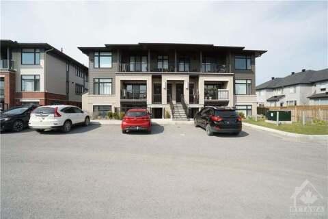 Condo for sale at 10 Jaguar Pt Stittsville Ontario - MLS: 1215894