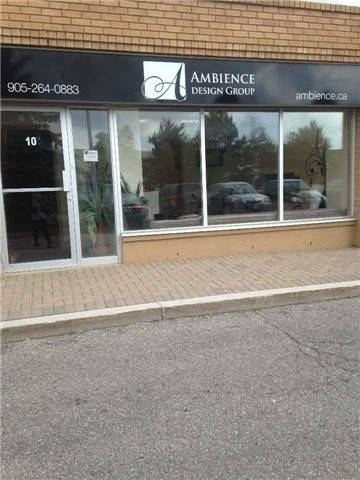 Commercial property for lease at 111 Regina Rd Apartment 10B Vaughan Ontario - MLS: N4487208