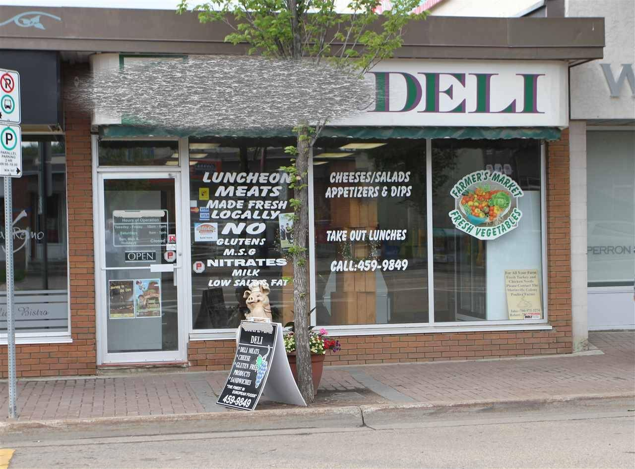 Commercial property for sale at 10 Perron St St. Albert Alberta - MLS: E4163160