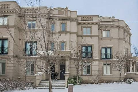Townhouse for rent at 10 Clairtrell Rd Toronto Ontario - MLS: C4410637