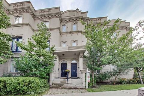 Townhouse for sale at 10 Clairtrell Rd Toronto Ontario - MLS: C4579014
