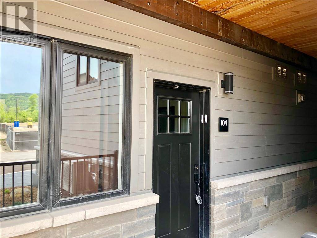 Apartment for rent at 104 Beausoleil Ln Unit 11 The Blue Mountains Ontario - MLS: 208444