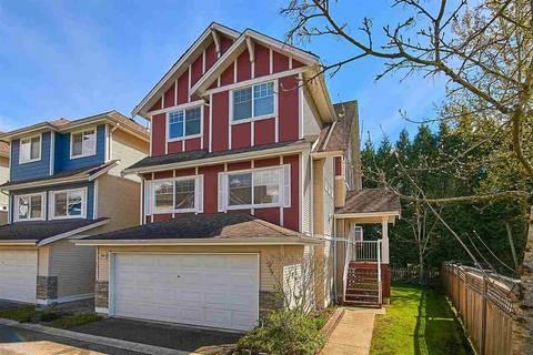 Townhouse for sale at 1108 Riverside Cs Unit 11 Port Coquitlam British Columbia - MLS: R2359716